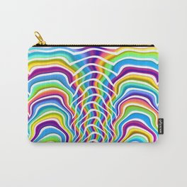 Playful Colors Carry-All Pouch