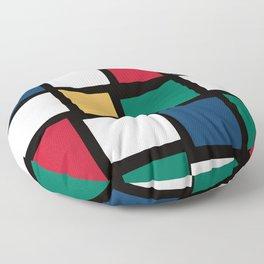 Colour box 2 Floor Pillow