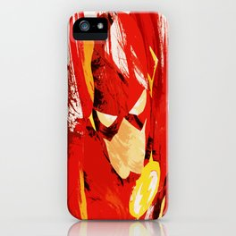 flash iPhone Case