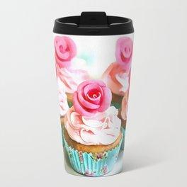 Romantic Cupcakes Travel Mug