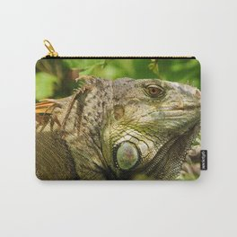 Costa Rican Iguana Carry-All Pouch