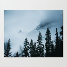 Mount Lawrence Grassi Canvas Print