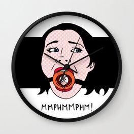 MMPHMMPHM! Wall Clock
