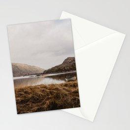 Golden Irish Landscape Stationery Cards