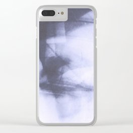 Tapes A Clear iPhone Case