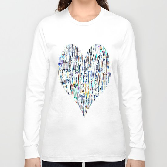 Visit Long Sleeve T-shirt