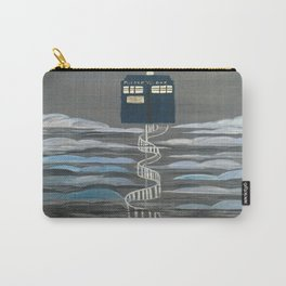 Doctor Who Magical Staircase Carry-All Pouch