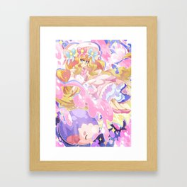 PokeLolita - Caitlin Framed Art Print