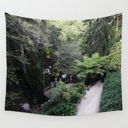 Cool Of The Day Wall Tapestry