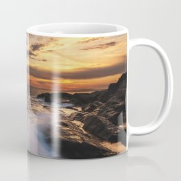 Twilight Surf Coffee Mug