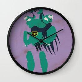 Shiryu Wall Clock