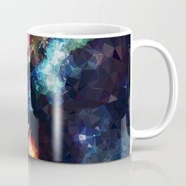 Abstract Galaxy Infinity Coffee Mug