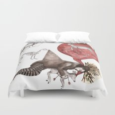 Dead Man Duvet Cover