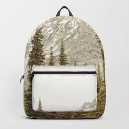 Grand Teton National Park Adventure II - Wanderlust Mountains Backpack
