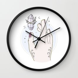 Magic is all around Wall Clock