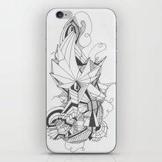 Art of Geometry 1 iPhone & iPod Skin