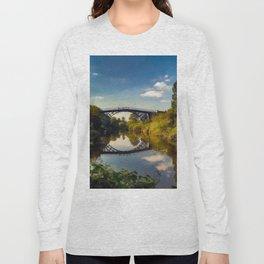 The Iron Bridge Long Sleeve T-shirt