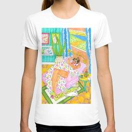 Morning chill Frida T-shirt
