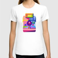 polaroid T-shirts featuring Polaroid by MaNia Creations