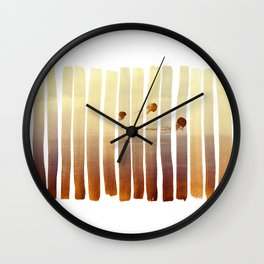 Guided  Wall Clock