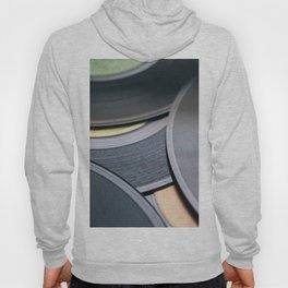 The Vinyl Frontier II Hoody