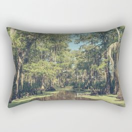 Swampland Rectangular Pillow
