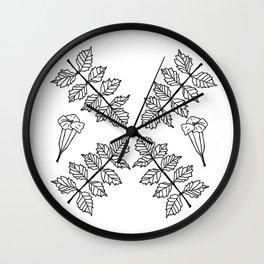 Nature Unity Wall Clock