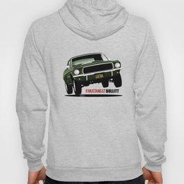 Ford Mustang Fastback GT 1968 from Bullitt Hoody