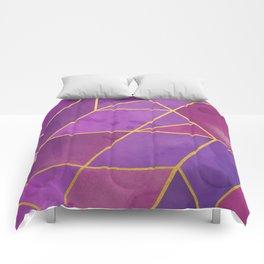 Shattered Tourmaline 2 Comforters
