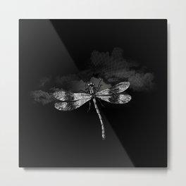 DRAGONFLY II Metal Print