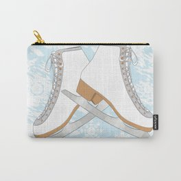 Ice skates Carry-All Pouch