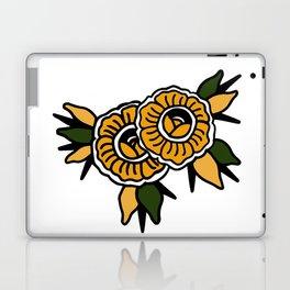 Couple of flowers Laptop & iPad Skin