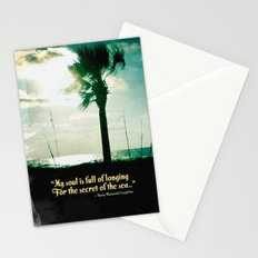 Secret of the sea Stationery Cards
