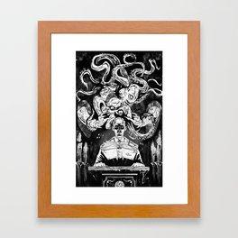 The Summoner (variant) Framed Art Print