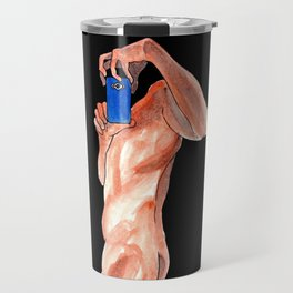Manda Nudes? Travel Mug