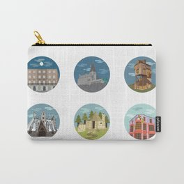 HP- Locations Carry-All Pouch