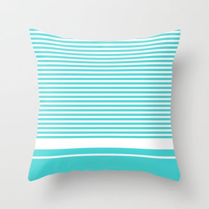 Vintage T-shirt No16 Throw Pillow