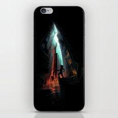 Minecraft ! iPhone Skin