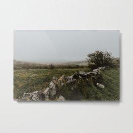 The Burren - County Clare, Ireland Metal Print