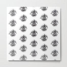 The all seeing eye! Metal Print