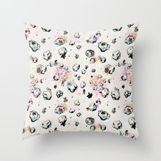 Slack Tide Throw Pillow