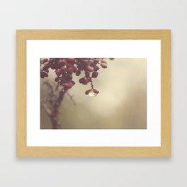 Keep Holding On Framed Art Print