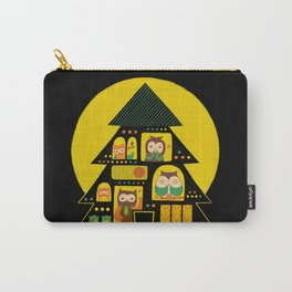 The Owl's Lullaby Carry-All Pouch