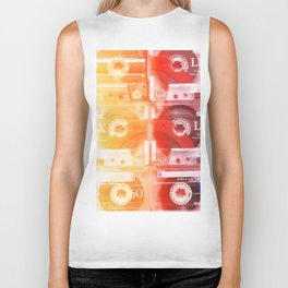 Cassette in group#exposure#film#effect Biker Tank