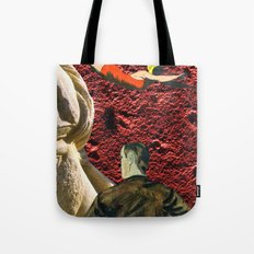 Sometimes You Don't Notice Tote Bag