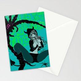 Big Black Toys: acid ver. Stationery Cards