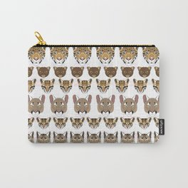 Felinos de México Carry-All Pouch