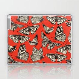summer butterflies fire Laptop & iPad Skin