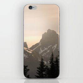 Adventure in the Mountains - Nature Photography iPhone Skin