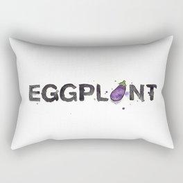 Favourite Things - Eggplant Rectangular Pillow